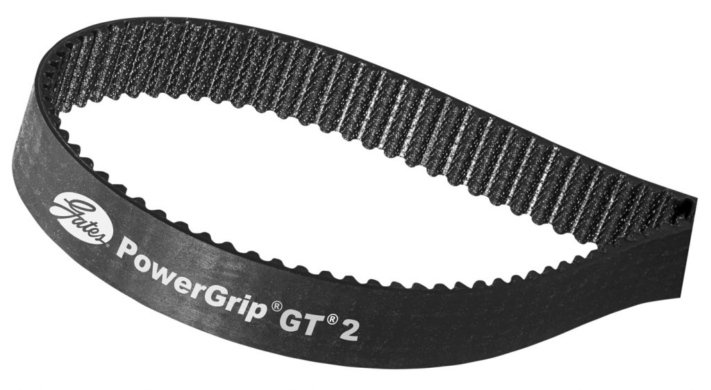 Timing belt material – Gates timing belt