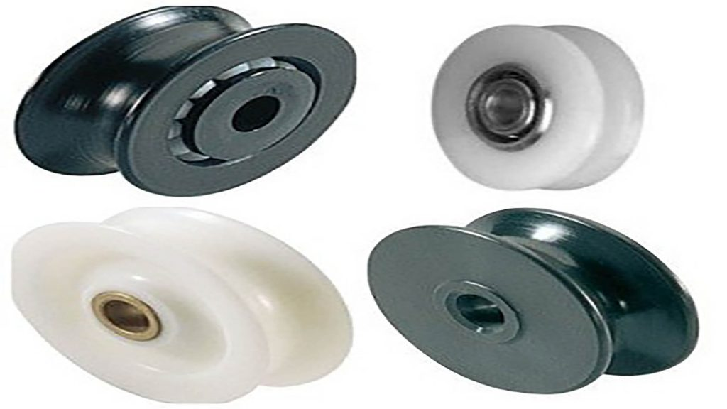 Pulley material selection – round belt pulley